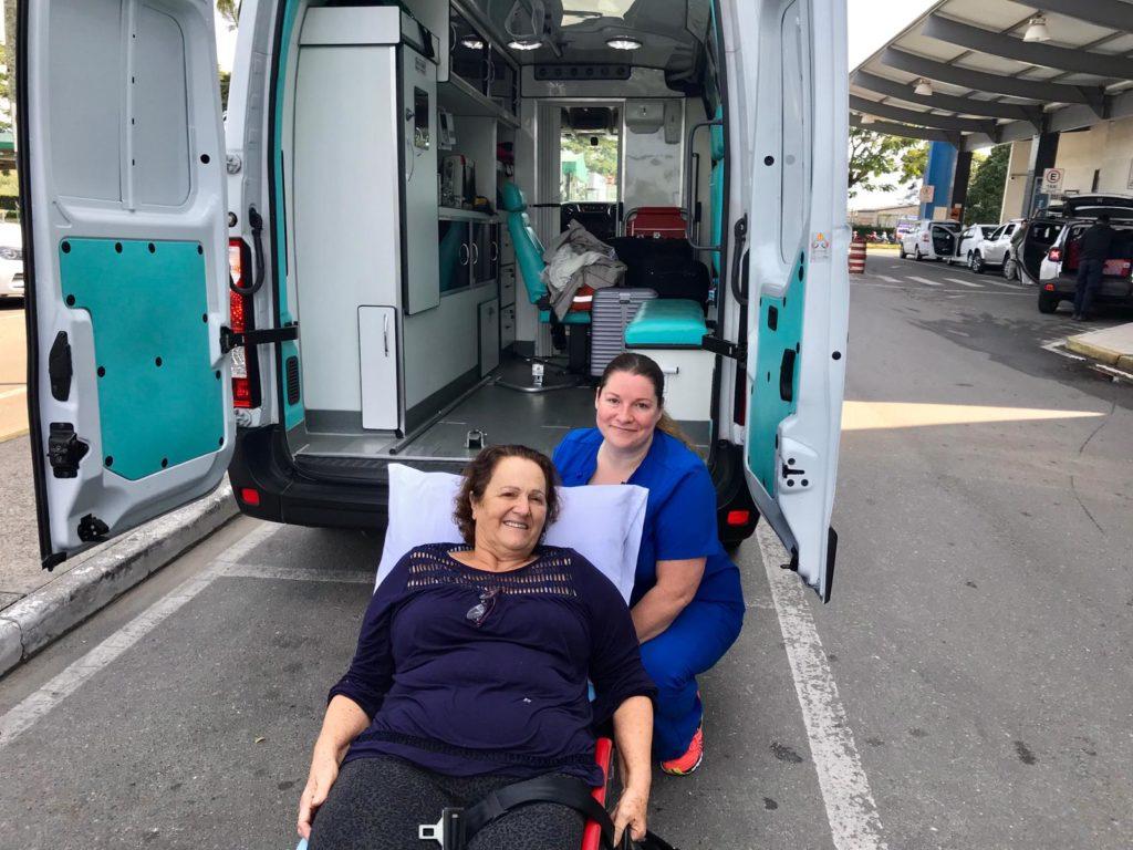 Medical Escort and Flight Nurse
